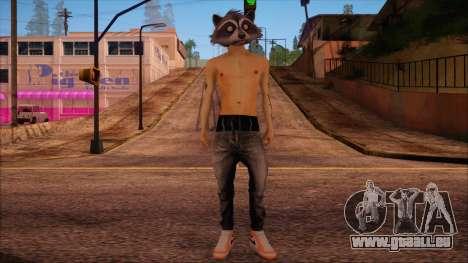 GTA 5 Skin für GTA San Andreas