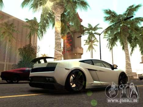 Lime ENB v1.2 SA:MP Edition für GTA San Andreas sechsten Screenshot