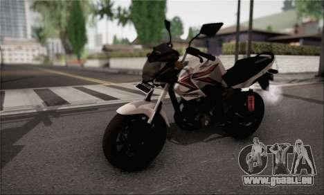 Honda Verza 150 pour GTA San Andreas