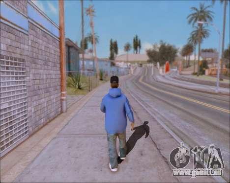 ClickClacks ENB V1 pour GTA San Andreas sixième écran