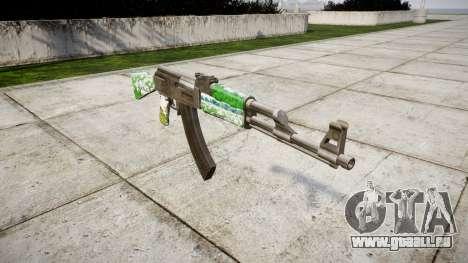 L'AK-47 de Bovins pour GTA 4