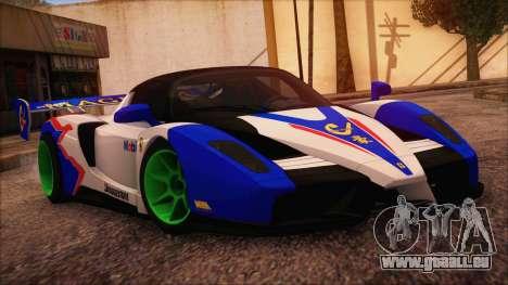 Ferrari Enzo Whirlwind Assault pour GTA San Andreas