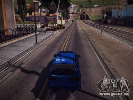Honda Civic JDM Edition pour GTA San Andreas vue de droite