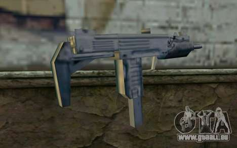 MP5 from GTA Vice City für GTA San Andreas zweiten Screenshot