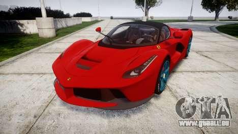 Ferrari LaFerrari 2014 [EPM] pour GTA 4