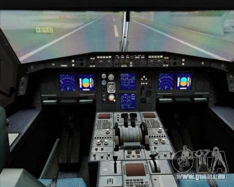 Airbus A340-300 All Nippon Airways (ANA) pour GTA San Andreas salon