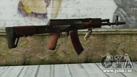AK47 from Battlefield 4 für GTA San Andreas zweiten Screenshot