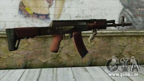 AK47 from Battlefield 4 für GTA San Andreas zweiten Screenshot