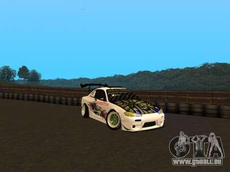 Nissan Silvia S15 VCDT für GTA San Andreas