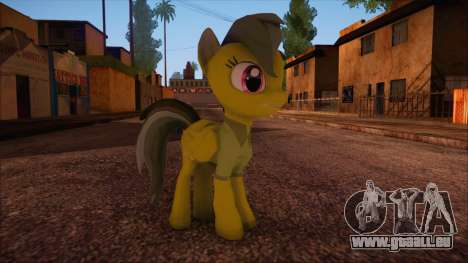 Daring Doo from My Little Pony pour GTA San Andreas