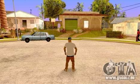 Varios Los Aztecas pour GTA San Andreas quatrième écran
