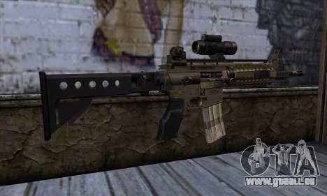 LR300 v2 pour GTA San Andreas deuxième écran