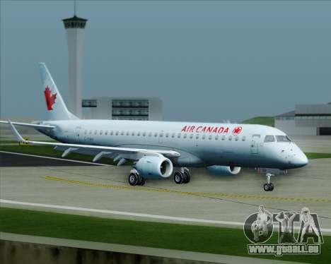 Embraer E-190 Air Canada pour GTA San Andreas