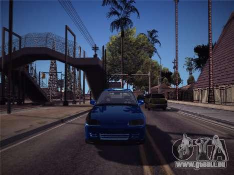 Honda Civic JDM Edition pour GTA San Andreas laissé vue