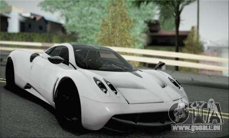 Pagani Huayra TT Ultimate Edition pour GTA San Andreas