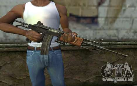 Galil v2 für GTA San Andreas dritten Screenshot