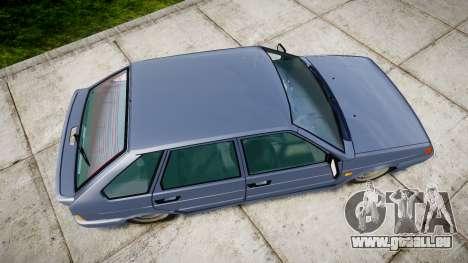 VAZ-2114, Lada Samara 2014 für GTA 4 rechte Ansicht
