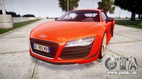 Audi R8 LMX 2015 [EPM] [Update] pour GTA 4