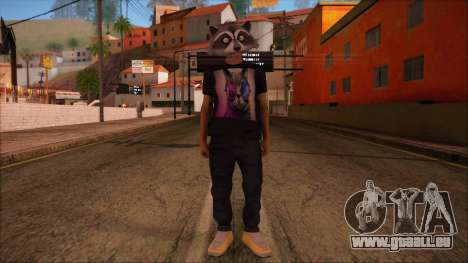 GTA 5 Online Skin 11 für GTA San Andreas