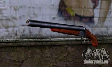 Sawnoff Shotgun für GTA San Andreas