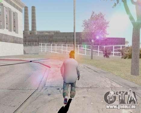 ClickClacks ENB V1 pour GTA San Andreas septième écran