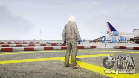 Combat pilote pour GTA 4 troisième écran