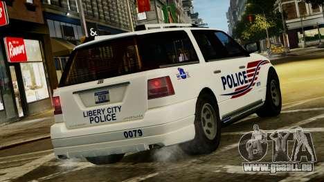 Dundreary Landstalker [ELS] für GTA 4 linke Ansicht
