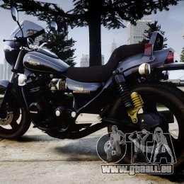 Kawasaki Eliminator 400SE pour GTA 4 est une gauche
