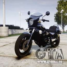 Kawasaki Eliminator 400SE pour GTA 4
