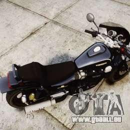 Kawasaki Eliminator 400SE für GTA 4 rechte Ansicht