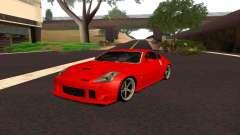 Nissan 350Z Tune