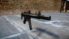 Gun MP5SD DRS CS b Ziel