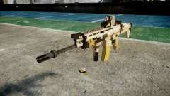 La Machine FN SCAR-L Mc 16 cible icon1