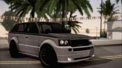 Vapid Huntley pour GTA San Andreas