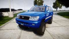 Toyota Land Cruiser 100 UEP blue [ELS]
