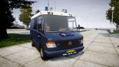 Mercedes-Benz Vario 614D SWAT [ELS]