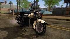 GTA 5 Police Bike