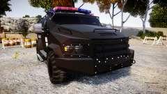 SWAT Van Metro Police [ELS]