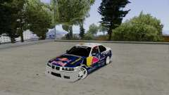 BMW E36 Red Bull pour GTA San Andreas