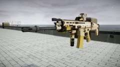 La Machine FN SCAR-L Mc 16 cible icon3