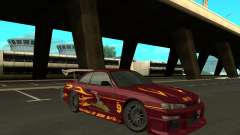 Nissan 200SX FnF1 (Letty car)