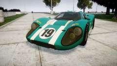 Ford GT40 Mark IV 1967 PJ Schila Racing 19