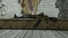 AK47 from PointBlank v2