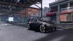 Nissan 350Z Tokyo Drift für GTA 4