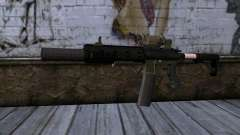 Carbine Rifle from GTA 5 v1