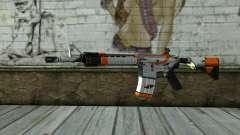M4A4 from CS:GO