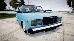 VAZ-2107 meilleur modèle
