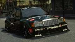 Mercedes-Benz 190E Evo2 GT3