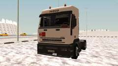 Iveco EuroTech Inflammable