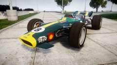 Lotus 49 1967 green